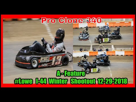 Pro Clone 340 A Feature Lowe Boats I 44 Winter Shootout 12-29-2018