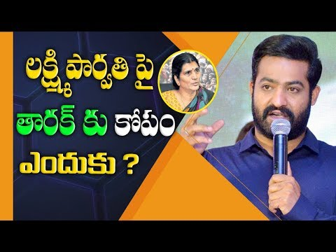 Lakshmi Parvathi Reveals Jr NTR Character in Lakshmi's NTR Movie | ABN Telugu