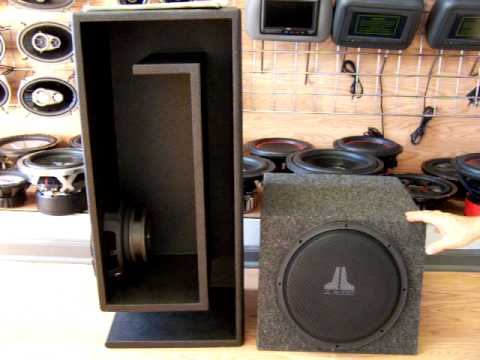 Best Subwoofer Design #3 - YouTube
