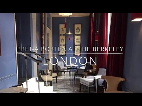 PRET-A PORTEA at The Berkeley , London
