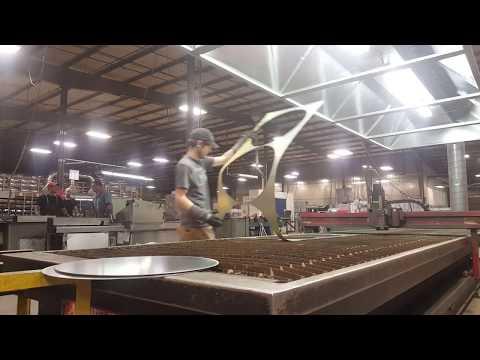 Working In A Sheet Metal Shop HVAC