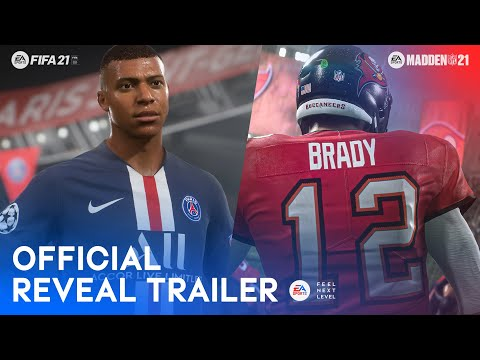 FIFA 21 & Madden 21 | Feel Next Level (PS5, Xbox Series X)