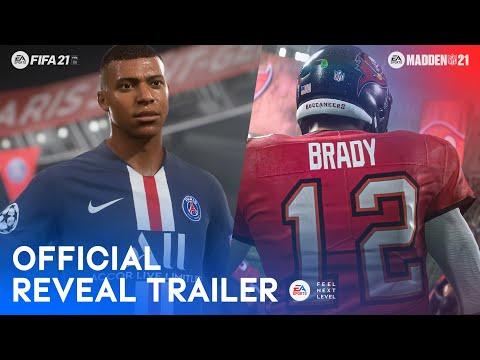 FIFA 21 & Madden 21   Feel Next Level (PS5, Xbox Series X)