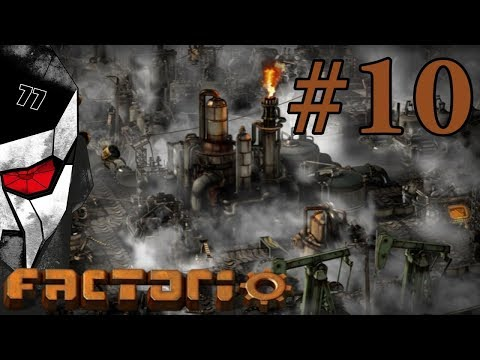 How to play FACTORIO - Conveyor Belt Factory! #10