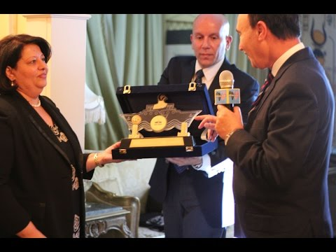 Egyptian Community in Denmark Celebrates the Opening of the New Suez Canal