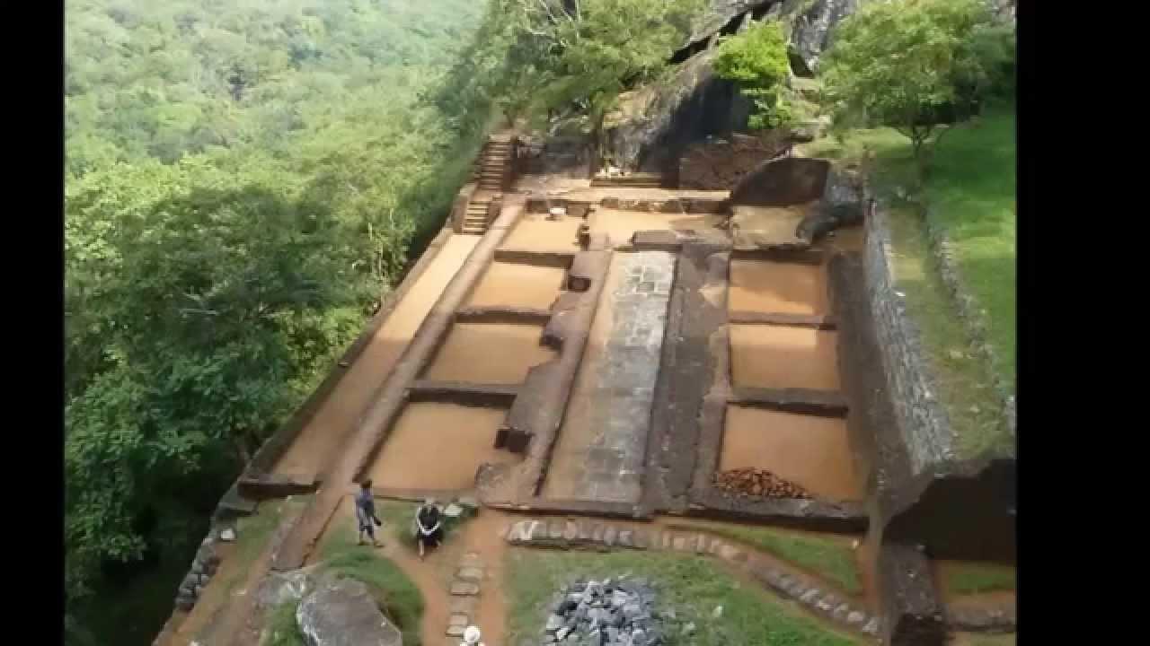 Fabulous Le Rocher du Lion (Sri Lanka) - YouTube ZH57