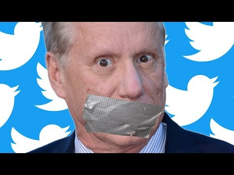 The Silencing of James Woods