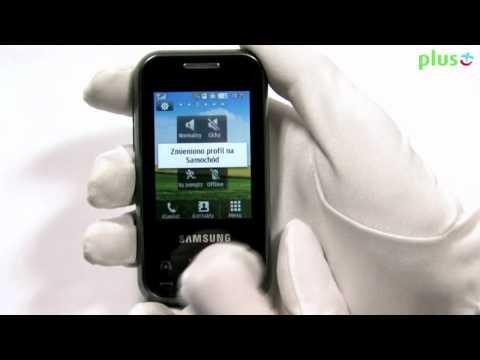 Samsung Ch@t 350 - test recenzja Samsung Ch@t 350