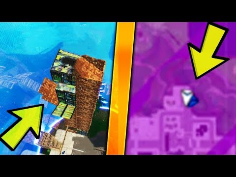 בנינו את המבצר הכי גדול בפורטנייט! והגענו לזון האחרון!! (Fortnite Battle Royale)