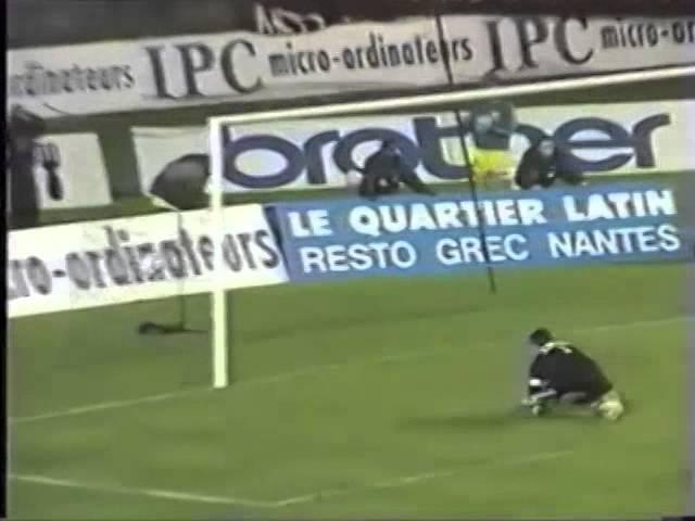 Nantes / Metz - 1994/1995