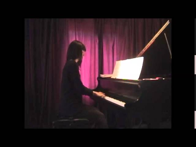 Cours de piano montreal-montreal piano lessons:Theme from movie:  The Piano
