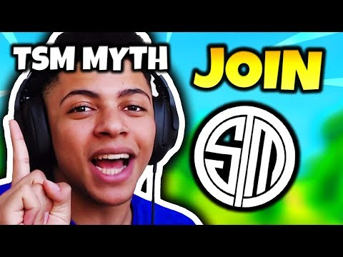 MYTH EXPLAINS HOW TO JOIN TSM | Fortnite Daily Funny Moments Ep.70