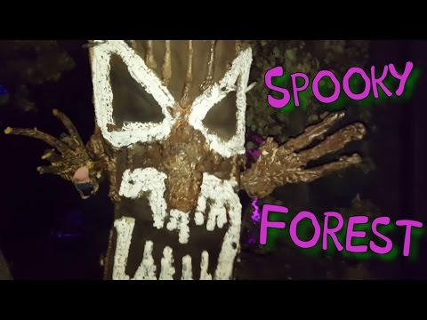 Halloween Haunted House Walkthrough | Rotten Apple 907 | Twisted Fairy Tale Theme Home Haunt