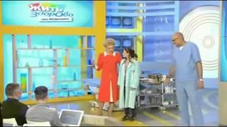 Тупая школьница на шоу Малышевой ПОЗОР ШОК