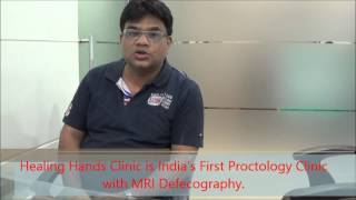 Fistula Treatment Testimonial | Dr. Ashwin Porwal - Fistula Surgeon/Doctor in Pune