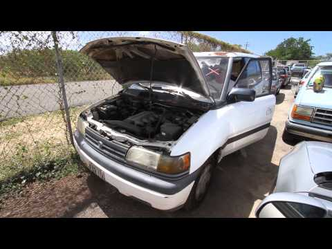 Pacific Auto Auction - Mazda MPV 1994