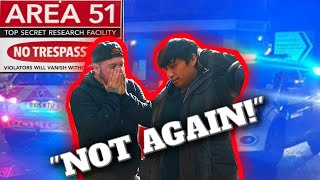 storming UK AREA 51 we went back (DON'T GO HERE IT'S NO JOKE)