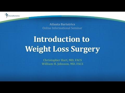 Atlanta Bariatrics Patient Seminar