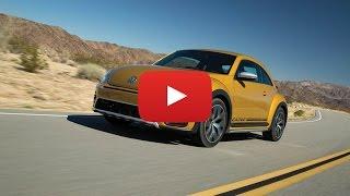2016 Volkswagen Beetle 1.8T Dune Quick Spin | Chicago News