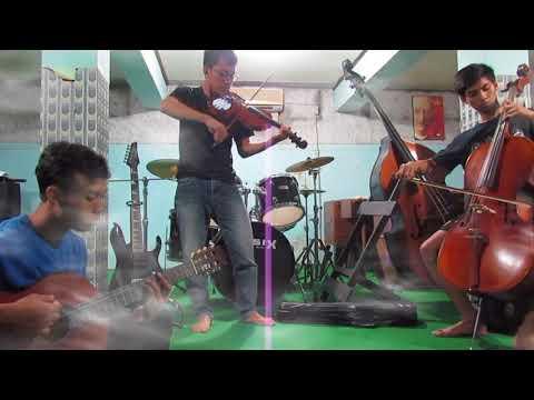 Sampai Jumpa-Endank Soekamti (Guitar-Violin-Cello Cover)