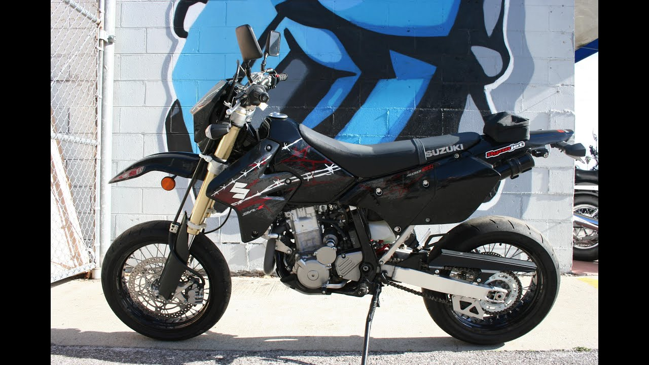 Ikman lk bikes for sale - 2009 Suzuki Drz400sm Supermoto Motorcycle For Sale