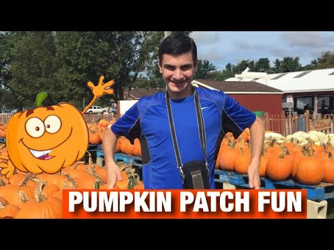 COME ALONG ON MY CLASS TRIP TO PUMPKIN PATCH!!