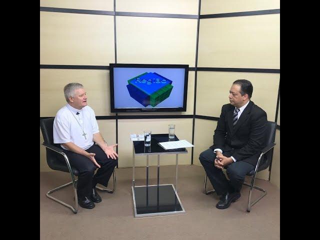REGIÃO - BISPO DOM VILAR  (QUARESMA E CAMPANHA DA FRATERNIDADE 2019).