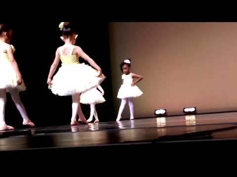 Mississauga School of dance Primary ballet recital