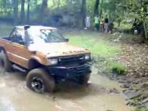 Jeep Wrangler y Mazda Pick Up - 4x4 Santiago - YouTube