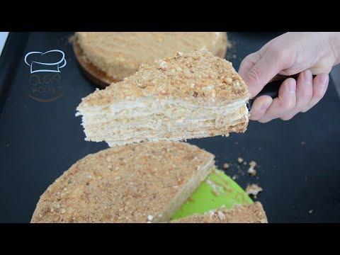 russischer-honigkuchen-|-Медовый-торт-|-medovik-|-marlenka