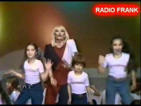 RAFFAELLA CARRÁ - MAMMA DAMMI 100 LIRE