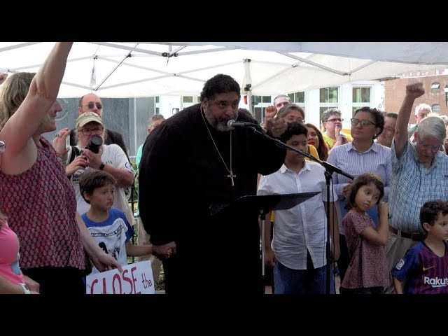 Take Your Hands Off Our Immigrant Brothers and Sisters! | Rev. Dr. William J. Barber, II