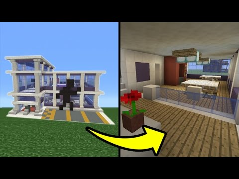 Minecraft tutorial how to make a gym part of youtube