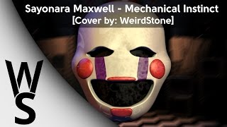 WeirdStone - Mechanical Instinct [RusCover]