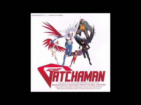 Gatchaman - Main Title