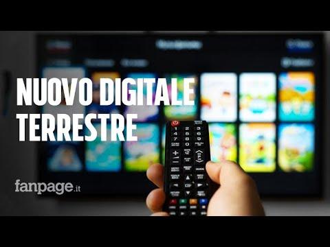 Nuovo Digitale Terrestre, Ecco Come Verificare Se La Tv Deve Essere Cambiata