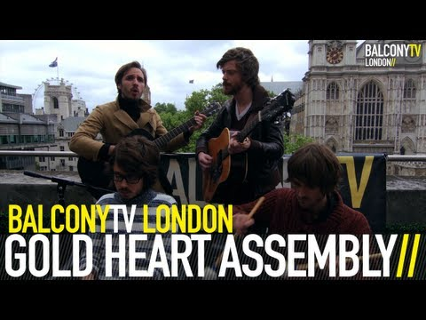 GOLDHEART ASSEMBLY - SAD SAD STAGE (BalconyTV)