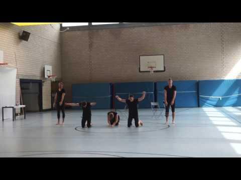 Staatsexamen Tanz Uni Regensburg (Woodkid - Run Boy Run)