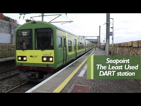 Seapoint - The Least Used DART Station