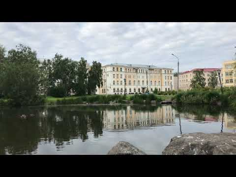 архангельск лето 2019