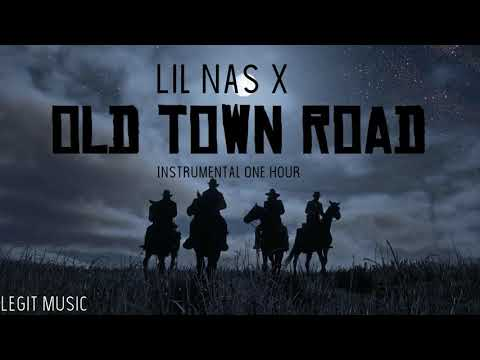 Lil Nas X - Old Town Road Instrumental 1 Hour