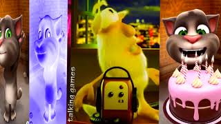 Baby Learn Booba Colors with talking TOM Colours for Kids Animation Education Cartoon Compilation 18