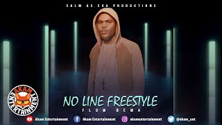 Flow Bema - No Line Freestyle [Audio Visualizer]
