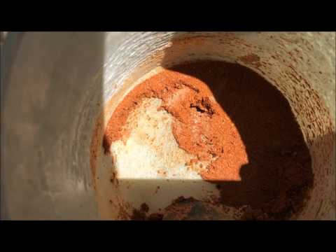 Making Iron from Dirt (Attempt)