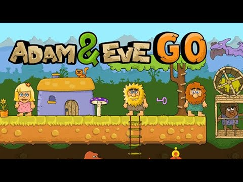 Assista a Gamplay do Jogo Adam and Eve GO