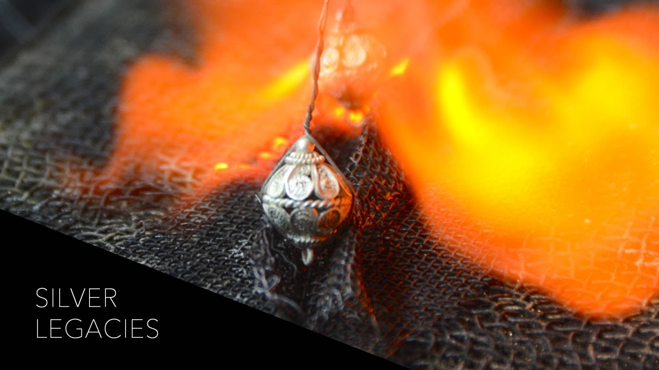 Silver Legacies: The Making of Croatian Filigree Jewelry - YouTube