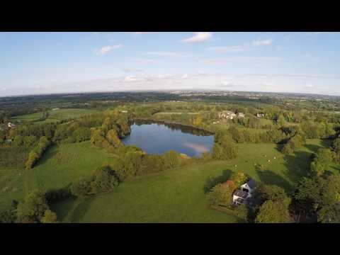 County Armagh filmed by Drone