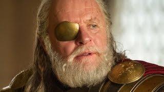 Thor Ragnarok Set Photo Reveals Odin's Fate