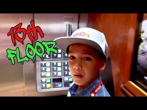 SARDINES ON THE 13TH FLOOR HOTEL