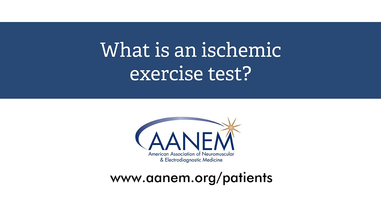 Types of Tests | American Association of Neuromuscular